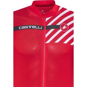 Castelli Free Ar 4.1 Kortærmet cykeltrøje Herrer, red